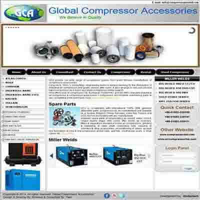 compressor parts in bd